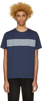 A.P.C. Navy Lagon T-shirt