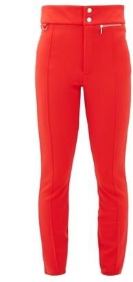 Cordova Val D'isere High-waisted Technical Ski Trousers - Womens - Red
