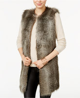 Armani Exchange Faux-Fur Vest
