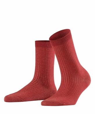 Falke Women's Shiny Ribbed Sock