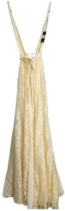 Reformation White Lace Dresses