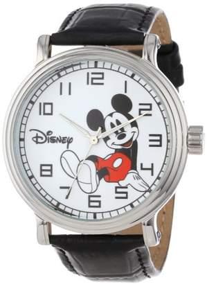 EWatchFactory Disney Men's W000531 Mickey Mouse Vintage Watch