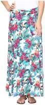 Tommy Bahama Jungle Florida Midi Skirt
