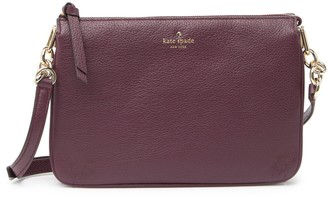 Kate Spade Madelyne Leather Crossbody Bag