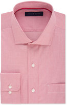 Tommy Hilfiger Men's Classic-Fit Non-Iron Cayenne Gingham Dress Shirt