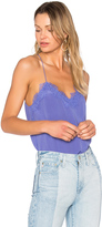 CAMI NYC Racer Lace Cami