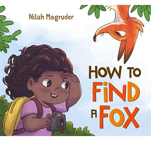 Thumbnail for your product : Macmillan How To Find A Fox Hardcover Picture Book