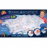SCIENTIFIC EXPLORER Scientific Explorer Young Architect Building Set Discovery Toy