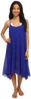 Bleu Rod Beattie Over The Edge A-Line Pleated Dress