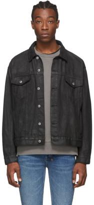 Ksubi Black Denim OH G Jacket