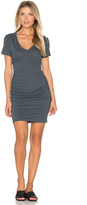 Lanston Ruched T Shirt Dress