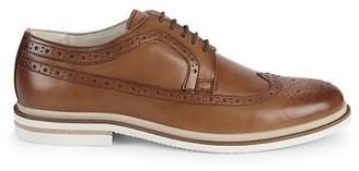 Kenneth Cole New York Brogue Leather Derbys