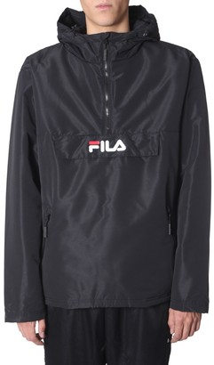 Fila Logo Hooded Jacket