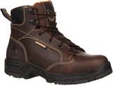"Georgia Boot Men's GBOT061 6"" Diamond Trax Steel Toe Boot"