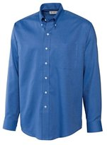 Cutter & Buck Men's Big-Tall Long Sleeve Epic Easy Care Nailshead Shirt