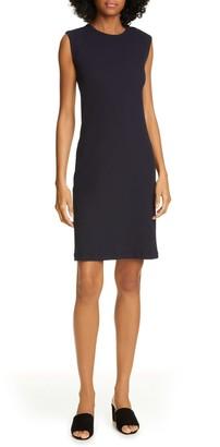 Helmut Lang Back Yoke Sleeveless Jersey Dress