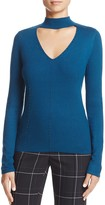 T Tahari Rodena High-Neck Sweater