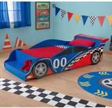 Kid Kraft Toddler Racecar Bed