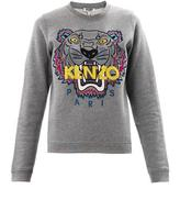 Kenzo Embroidered tiger sweatshirt