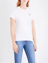 Diesel T-Sully-Az cotton-jersey T-shirt