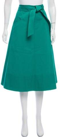 148 A-Line Midi Skirt w- Tags