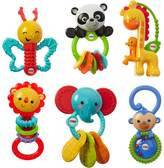 Fisher-Price Playful Pals Gift Set Carriers Travel