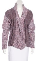 See by Chloe Shawl-Lapel Knit Cardigan w/ Tags