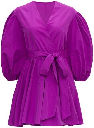 Valentino Micro Faille Wallet Dress