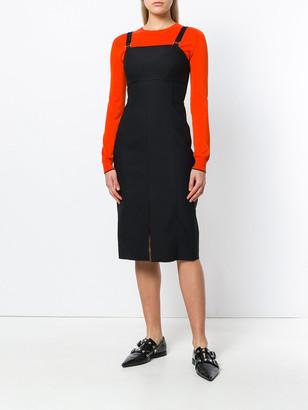 Proenza Schouler Sleeveless Long Dress