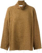 IRO Zuzan pullover - women - Cotton/Polyamide - 40