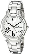 Lucien Piccard Women's LP-16353-22 Elisia Analog Display Quartz Silver Watch