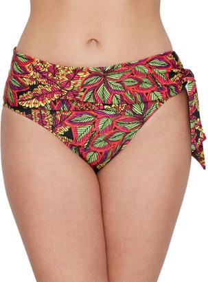 Pour Moi? Heatwave Savannah Fold-Over Bikini Bottom
