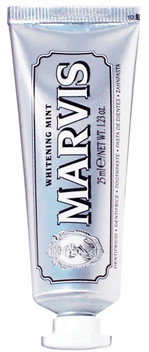 Marvis Travel Whitening Mint Toothpaste 25ml
