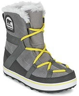Sorel GLACY EXPLORER SHORTIE Grey / Yellow