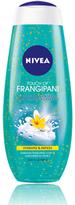 Nivea Frangipani and Oil Shower Gel
