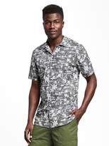 Old Navy Slim-Fit Getaway Shirt for Men
