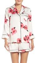 Kate Spade Women's Satin Short Pajamas