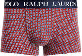 Ralph Lauren Medallion Stretch Cotton Trunk