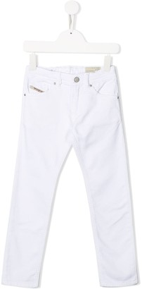 Diesel Kids Slim-Fit Jeans
