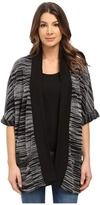 Three Dots Janet Rolled Sleeve Cardigan