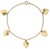 Jennifer Meyer 18-karat Gold Multi-stone Bracelet - one size