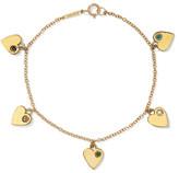 Jennifer Meyer 18-karat Gold Multi-stone Bracelet