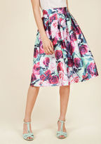 Louche Truly Luminous Midi Skirt in 14 (UK)