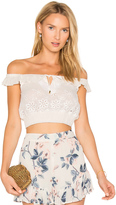 Somedays Lovin Sky Might Fall Crop Top