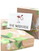 Gift Card $2000 Webster Gift Card