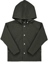 Stutterheim Raincoats Stockholm Mini Raincoat-Green