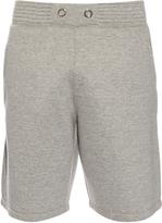 Givenchy Zip-pockets jersey shorts