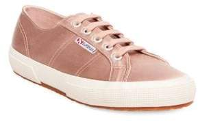 Superga Satin Lace-Up Sneakers