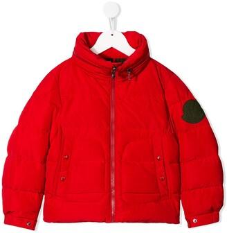 Moncler Enfant Quilted Down Jacket