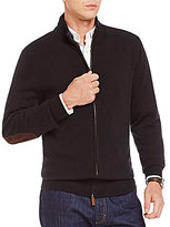 Daniel Cremieux Cashmere Full-Zip Long-Sleeve Sweater